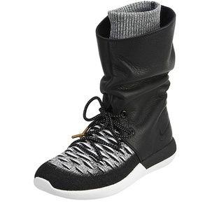 Nike Women Roshe Flyknit Hi Boots